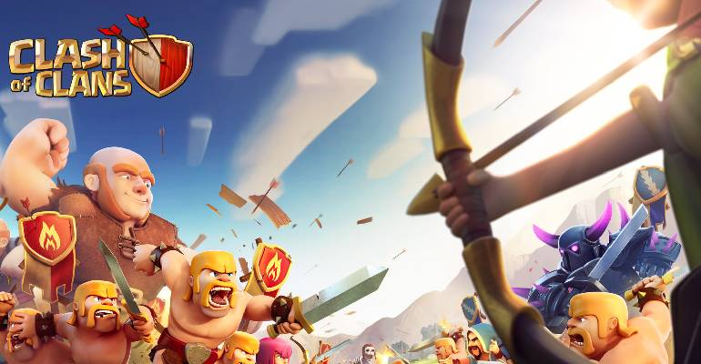Clash of Clans, Game Viral Sepanjang Masa